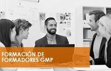 Formación de formadores GMP