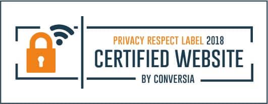Certificado Website CPM Formación GMP